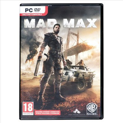 Gra PC MAD MAX
