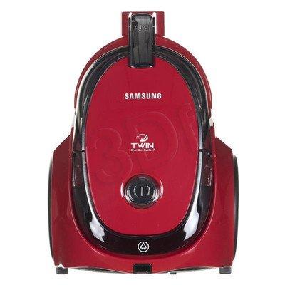 Odkurzacz Samsung VC15QSNMARD (bezworkowy 1500W czerwony)