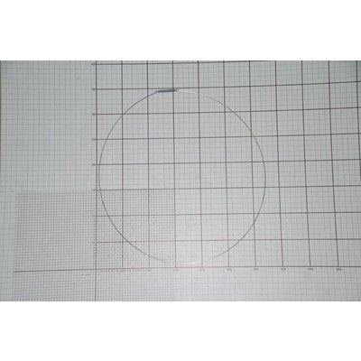 Opaska kompletna fartucha /front/ (1034627)