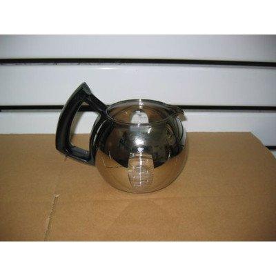 Pojemnik szklany metalizowany (6150460)