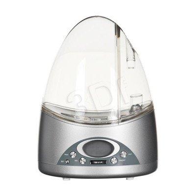 Ultradźwiękowy nawilżacz powietrza Medisana Ultrabreeze (srebrny)