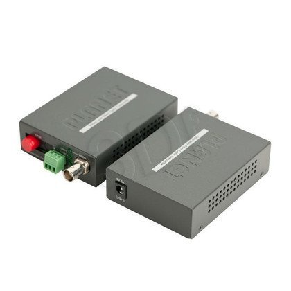 PLANET VF-102-KIT 1-Channel Video over Fiber - kit