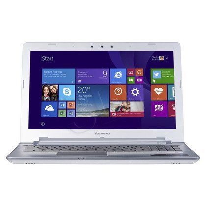 "LENOVO Z51-70 I5-5200U 8GB 15,6"" FHD 500+8GB HD5500 R9 M375 DOS Biały 80K6014BPB 1Y"