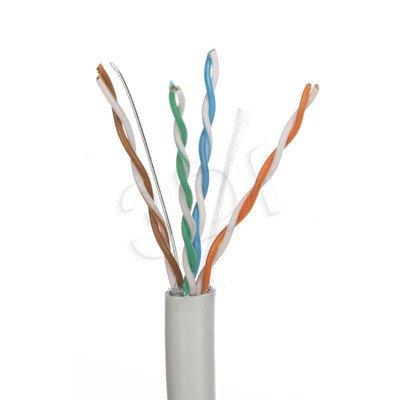 ALANTEC kabel FTP kat.5e PVC KIF5PVC305 305m szary