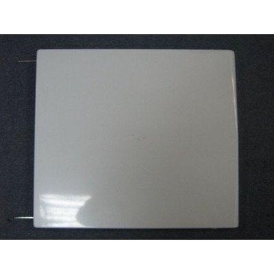 Nakrywa biała 57x50 z zawiasami (CS50027C3)