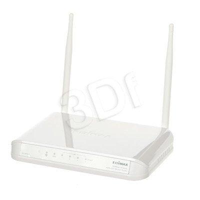 EDIMAX AR-7267WnB ADSL N300 Wireless Router 4xLAN