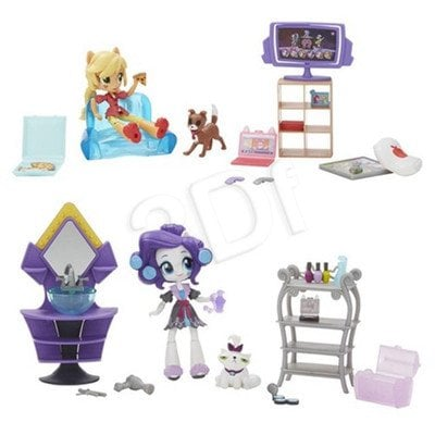 MLP MY LITTLE PONY EQUESTRIA GIRLS MINI STORY PACK HASBRO B4910