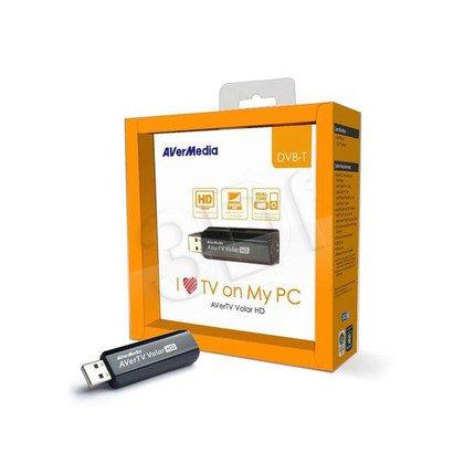 AVERMEDIA TUNER DVB-T USB AVERTV VOLAR HD