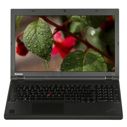"LENOVO ThinkPad T540p i5-4210M 4GB 15,6"" HD 500GB HD4600 GT730M Win7P W10P Szary 20BE00CEPB 3Y"