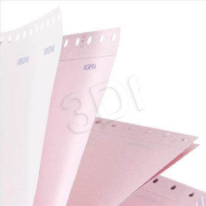 NC Papier do drukarek igłowych OMEKO 240x12 1+1 O/K