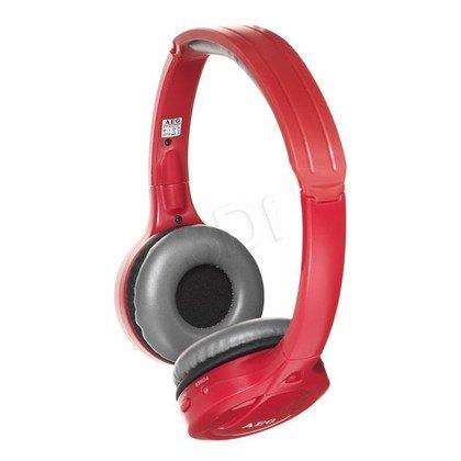 Słuchawki nauszne AEG KH 4223 BT (Czerwony Bluetooth)