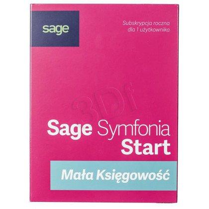 Sage Symfonia Start Mała Ksiegowość