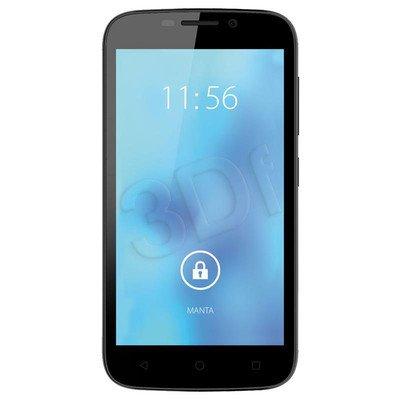 "Smartphone Manta MSP4507 Victory 8GB 4,5"" czarny LTE"