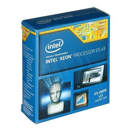 Procesor Intel Xeon E5-2609 v3 1900MHz 2011-3 Box