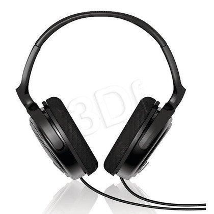 Słuchawki nauszne Philips SHP2000/10 (Czarny)