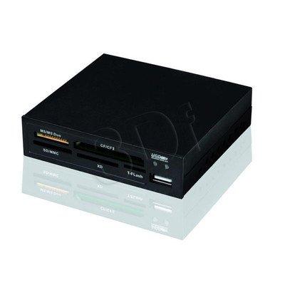 CZYTNIK KART I-BOX 85w1 + USB, CZARNY (wew)