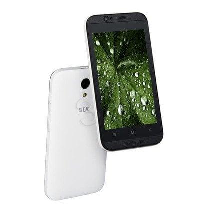 "Smartphone STK Storm 2 4GB 4"" biały"