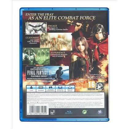 Gra PS4 Final Fantasy Type-O HD
