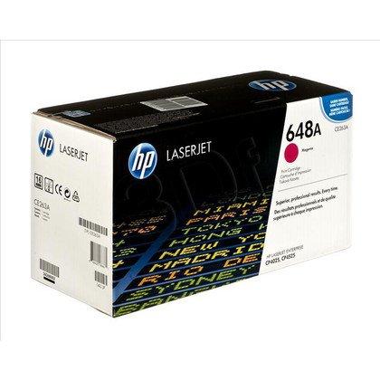HP Toner Czerwony HP648A=CE263A, 11000 str.