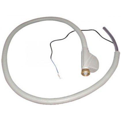 Wąż dopływowy zmywarki z elektrozaworem 2m Whirlpool (481253029403)