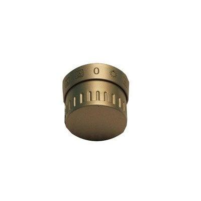 Pokrętło scandium 10609 inox ze sprężyną (9050638)