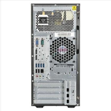 "TS140 (70A5001YEU), Xeon E3-1226 V3 (3.3GHz, 8MB L3 Cache, 1600MHz), 1x4GB DDR3-1600 uDIMM, 2 x 1TB 3.5"" DC SATA, 4x3.5"" DC SATA, RAID100 on"