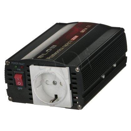 Przetwornica 12V/230V 300W BLOW