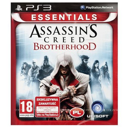 Gra PS3 Assassins Creed Brotherhood Essentials