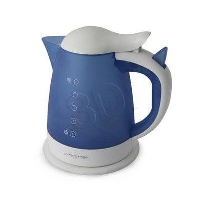 Czajnik elektryczny Esperanza Guaira EKK005B (1,7l 2200W niebieski)