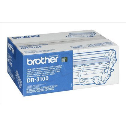 BROTHER Bęben Czarny DR3100=DR-3100, 25000 str.