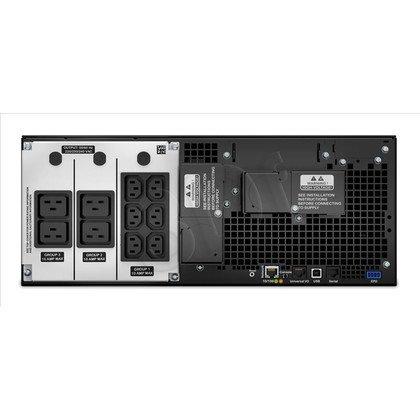APC SRT6KRMXLI Smart-UPS SRT 6000VA RM 230V