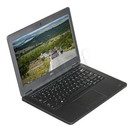 "DELL Latitude 5250 i5-5300U 8GB 12,5"" HD 500GB HD5500 Win7P Win8P Czarny (CA014LE5250BEMEA) 3Y NBD"