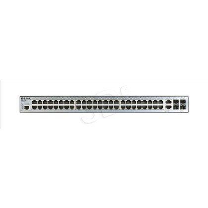 D-LINK DES-3200-52 Zarządzalny Switch L2 48-Portów 10/100 Mbps stakowalny