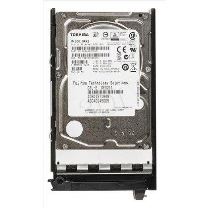 FUJITSU DYSK HD SAS 6G 300GB 15K HOT PL 2.5' EP for RX100S8 RX1330 M1