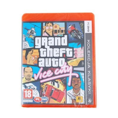 Gra PC PKK Grand Theft Auto: Vice City