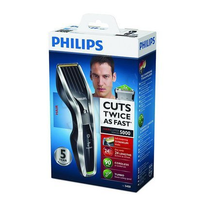Maszynka do strzyżenia Philips HC5450/15 (Czarny)