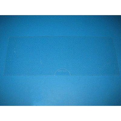Półka szklana nad pojemniki na warzywa (542605)