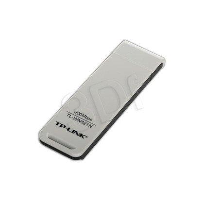TP-LINK Karta sieciowa bezprzewodowa TL-WN821N USB 2.0