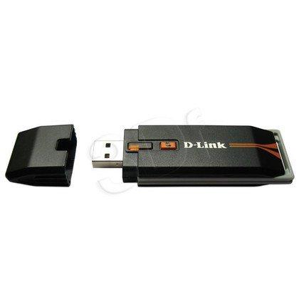 D-LINK DWA-125 Karta bezprz. USB Wi-Fi N 150Mbps