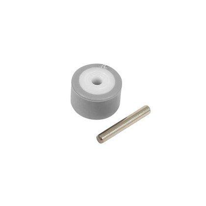 Duże kompletne kółko rolkowe odkurzacza (4055183612)