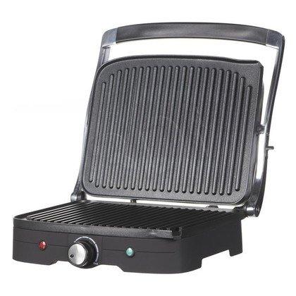 Grill elektryczny Tristar GR-2840 (1500W stołowy-zamykany, czarny)