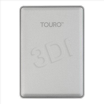 "HDD HGST Touro S SILVER 1TB 2,5"" 7200 USB 3.0, backup soft, aluminium"