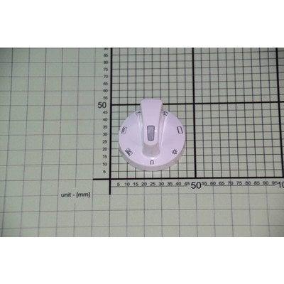 Pokrętło białe 5 funkcji piekarnika + oświetlenie PMG610.00/09.9472.01 (8040043)