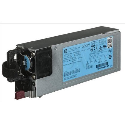 HP 500W FS Plat Ht Plg Pwr Supply Kit [720478-B21]