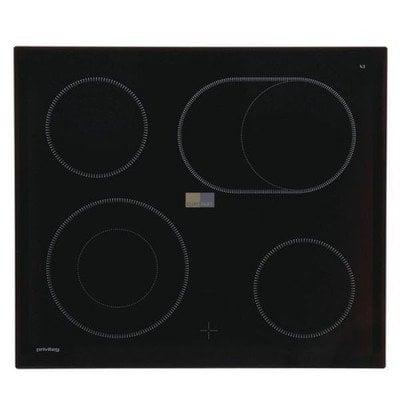 Płyta ze szkła ceramicznego do płyty indukcyjnej Electrolux 3872508118