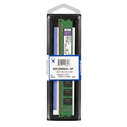 KINGSTON DDR3 4GB 1333MHz KVR13N9S8/4