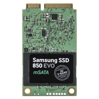 SSD SAMSUNG 500GB mSATA MZ-M5E500BW 850 EVO