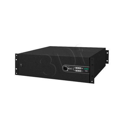 UPS EVER Sinline 3000 USB RACK NEW rev.04
