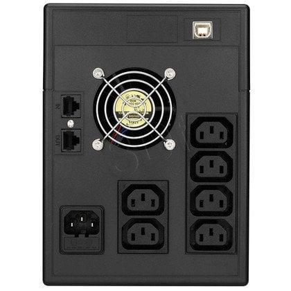LESTAR UPS V-2000 2000VA AVR LCD GF 6XIEC USB RJ 45
