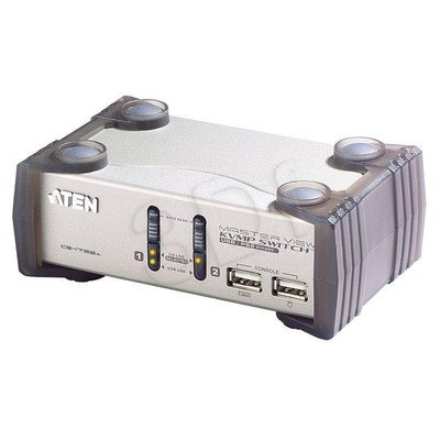 ATEN CS-1732A KVM 2/1 USB PS/2 Audio PC, MAC